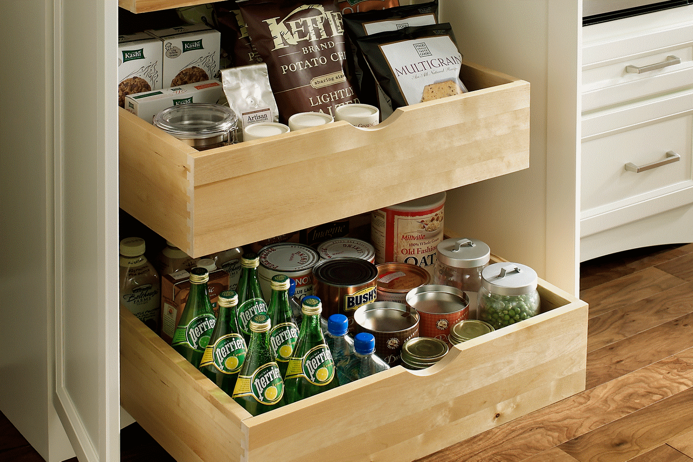 Food and Pantry