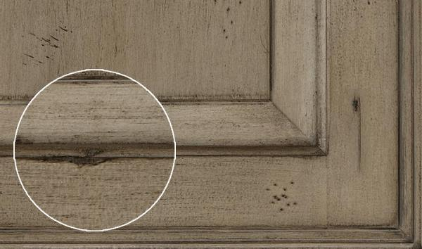 Legacy Distressing Chisel Marks