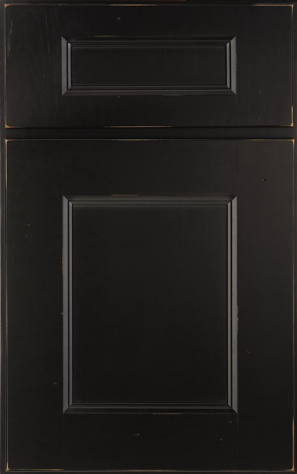 Emerson cherry Carriage Black Ebony Glaze Heirloom