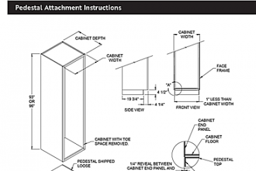 Pedestal Attachment