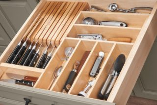 Knife and Cutlery Drawer